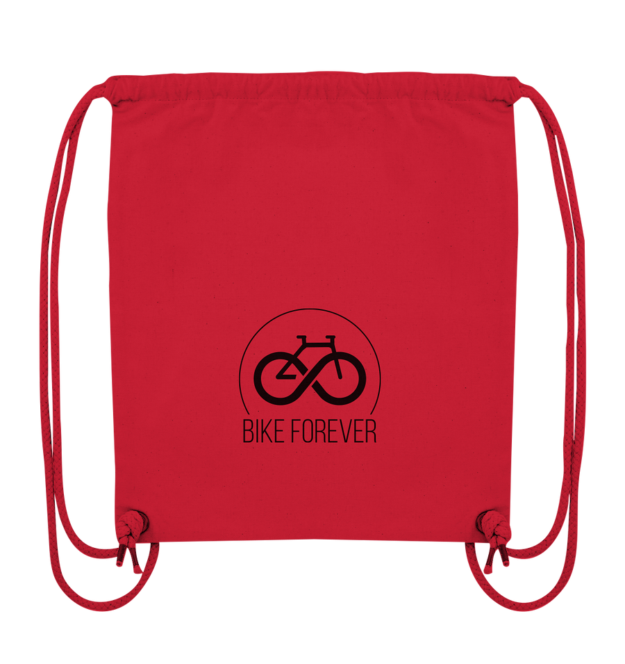 Bike Forever - Organic Gym Bag