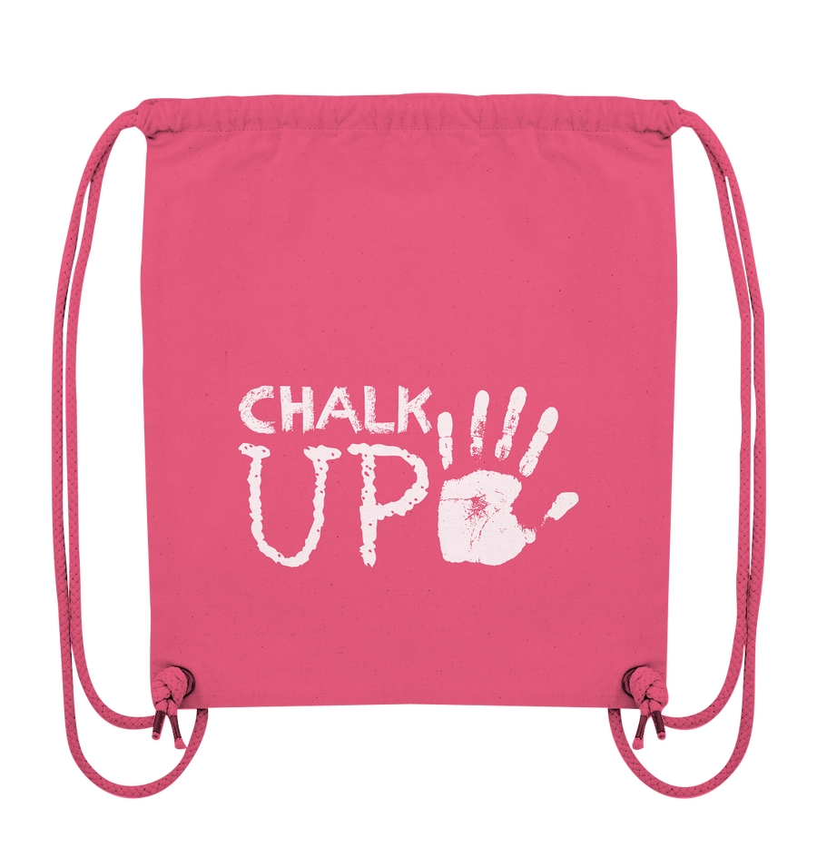 Chalk up - Organic Gym Bag