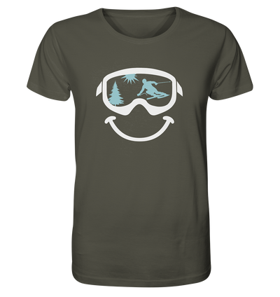 Just Smile - Organic Shirt