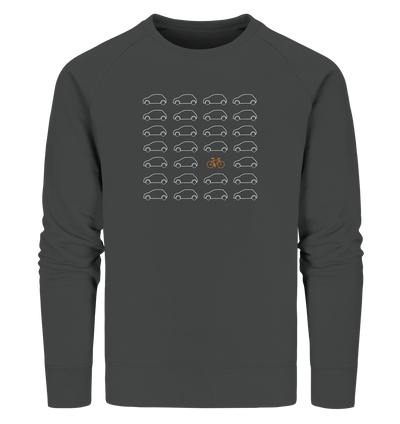 Think Different - Organic Sweatshirt