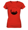 Do What Makes You Happy - Ladies V-Neck Shirt