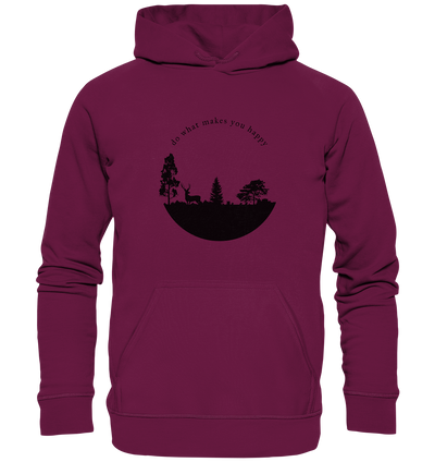 Do What Makes You Happy - Premium Unisex Hoodie