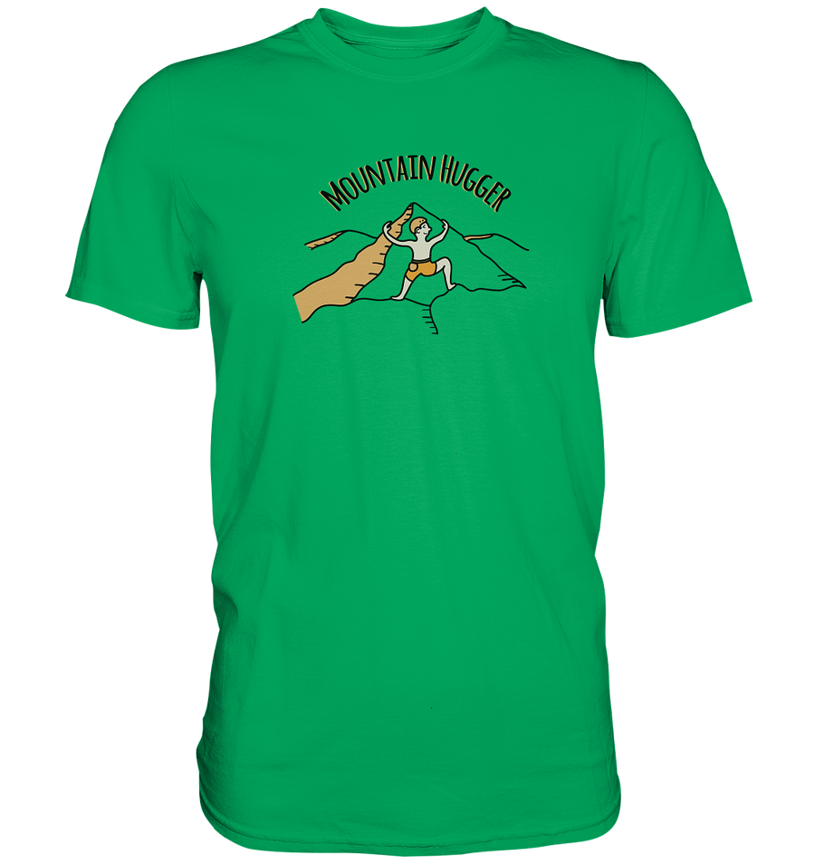 Mountain Hugger - Premium Shirt