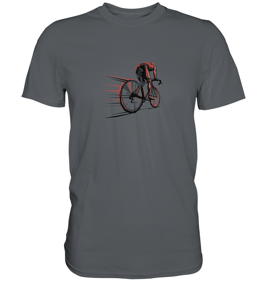 Cyclomaniac - Premium Shirt
