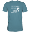 Eat. Sleep. Climb. - Premium Shirt