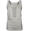 Bicycle - Ladies Tank Top