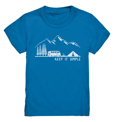 Keep it Simple - Kids Premium Shirt