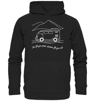 Adventures Fill Your Soul - Premium Unisex Hoodie