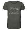 Do What Makes You Happy - Organic Shirt Meliert