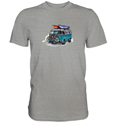 Vanlife - Bike & Kayak - Premium Shirt