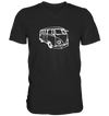 Vanlife - Mens V-Neck Shirt