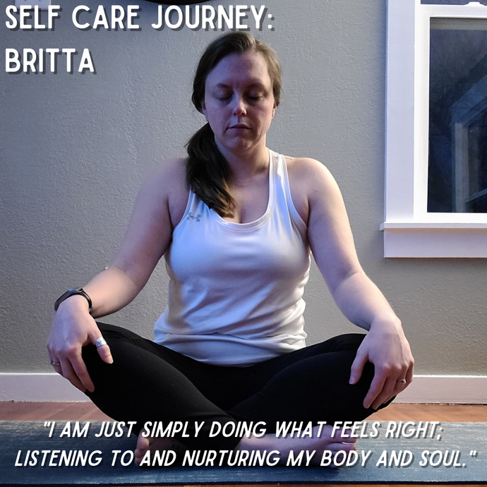 Self Care Journey: Britta