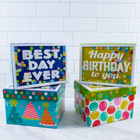 Birthday Gift Box-Add On
