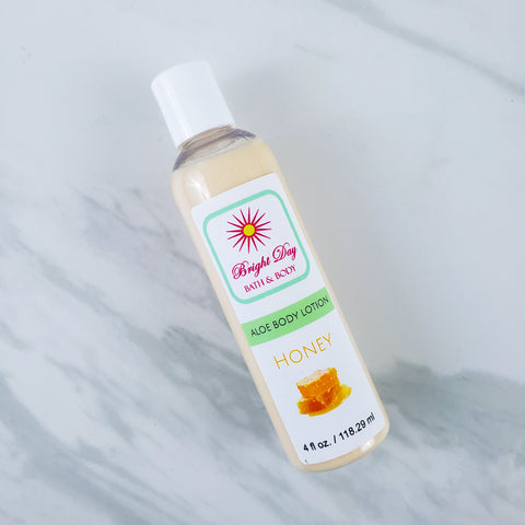 Honey Aloe Body Lotion