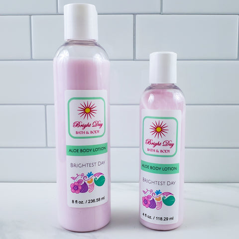 Brightest Day Aloe Body Lotion