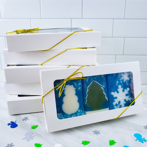 Let it Snow 3-Soap Gift Set