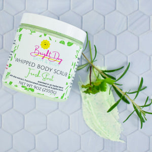 Fresh Start Whipped Body Scrub