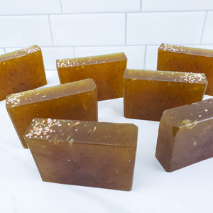 Sea Kelp Soap | Bright Naturals