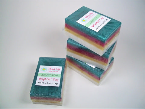 Brightest Day Luxury Soap
