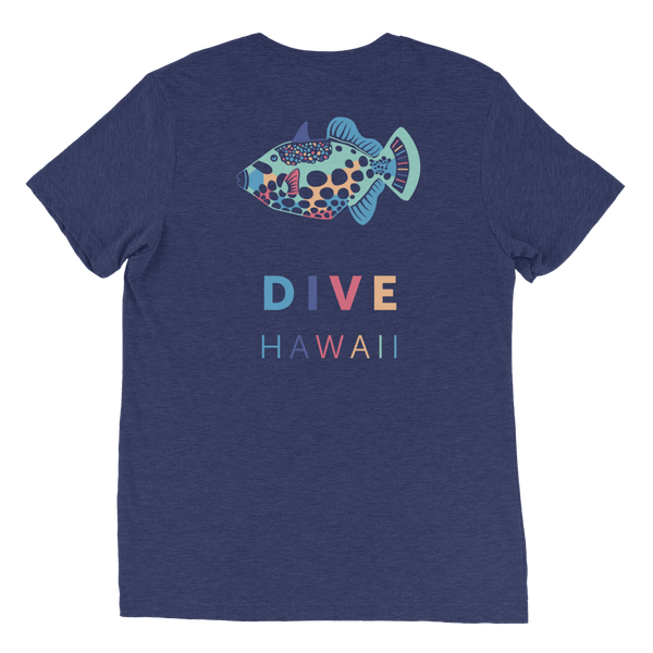 W's Dive Hawaii Tee