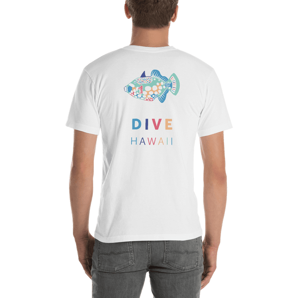 M's Dive Hawaii Tee