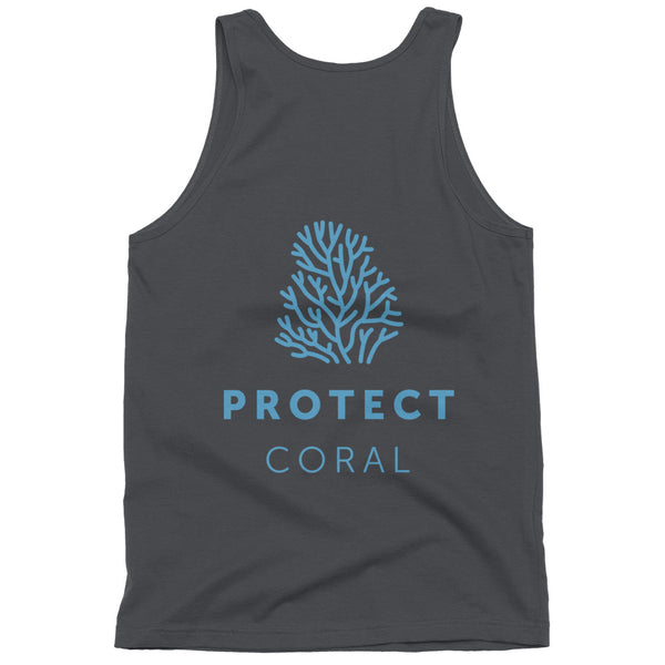 Protect Coral Blue Tank