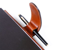 Cool Engraved Padfolio with Notepad