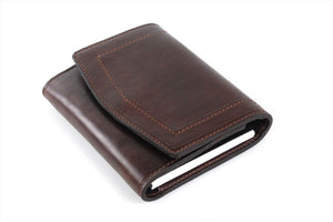 Modern Engraved Padfolio Journals with Sleek Notepad and Smartphone Sleeve