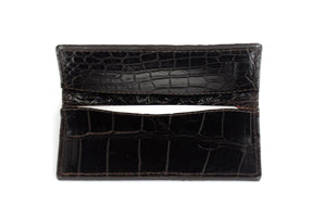 Soft Leather Executive Business Cards Holder