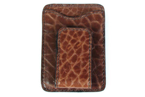 Handmade Customized Corporate Embossed Italian Leather Gifts