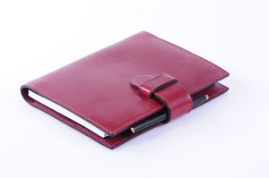 Genuine Exotic Hide Magnetic Binder