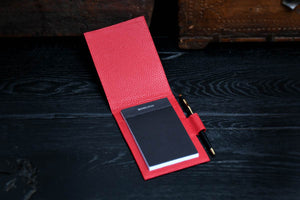 Modern Engraved Padfolio Journals with Sleek Notepad