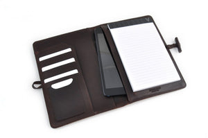Borlino Padfolio with Business Card Holder and iPad Sleeve