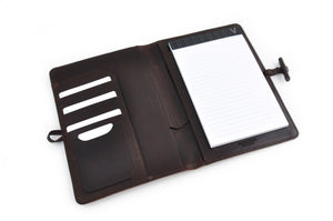 Leather Alligator Hide Journal. Borlino makes Leather Journals from all types of materials but this Alligator Leather Journal is our most beautiful material.