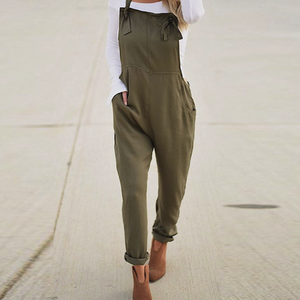 Oversized Jumpsuits Casual Summer