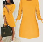 Load image into Gallery viewer, Chic Designer Dress For Her