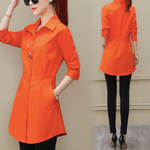 Load image into Gallery viewer, Long sleeved loose blouse