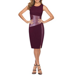 Load image into Gallery viewer, Evening Pencil Dress
