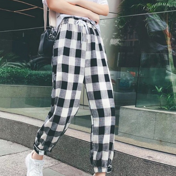 Korean Style Straight Pants