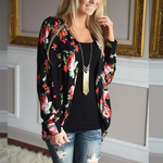 Load image into Gallery viewer, Floral Cardigan