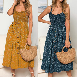Stylish Vintage Dress