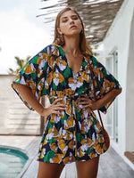 Load image into Gallery viewer, Stylish Summer Playsuit