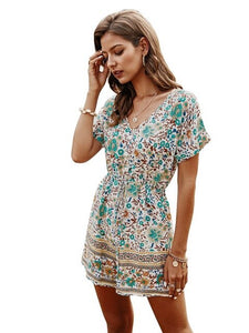 Casual Summer Playsuit
