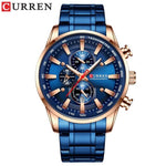 Load image into Gallery viewer, New CURREN Men Watches - Classic Aesthetic Design