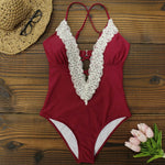 Load image into Gallery viewer, Monokini Swimsuit