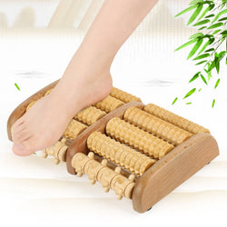 Dual Foot Massager Roller (Large)