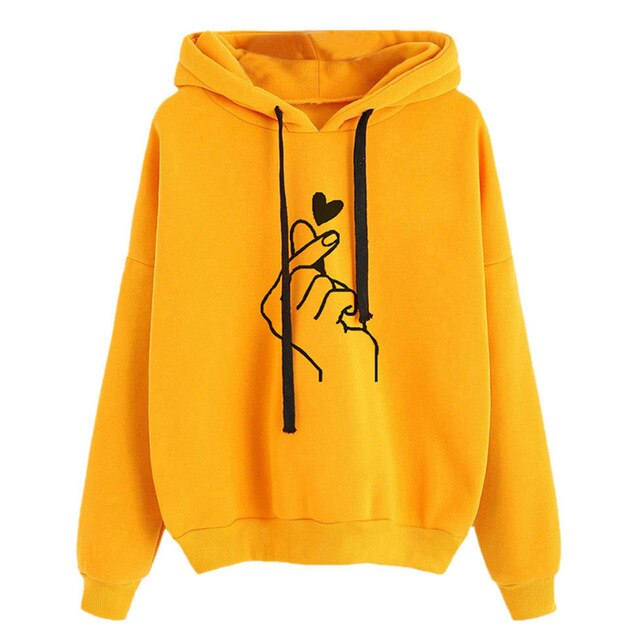 Korean Fashion Hoodies