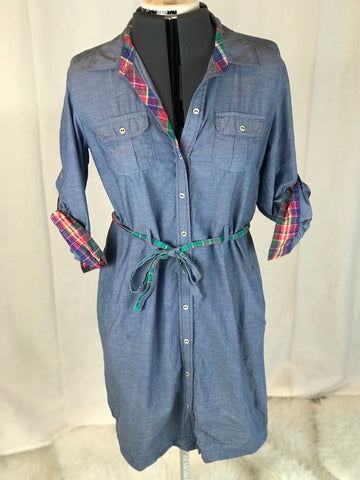 Tommy Hilfilger Dress Sz Medium