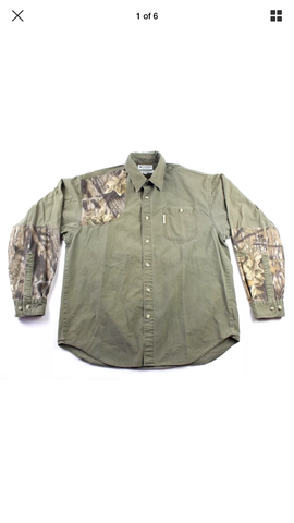 Columbia Camo Shirt - HEART 'n' SLEEVE
