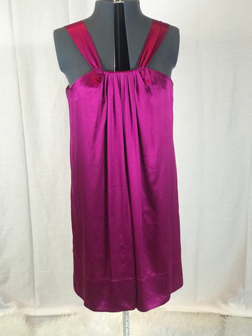 Banana Republic - Pink Silk Cocktail Dress - Sz L